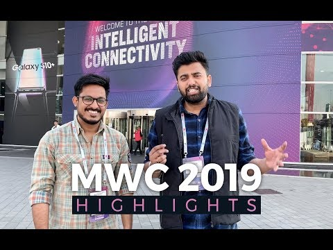 MWC 2019: 7 Cool Things No One Showed You!