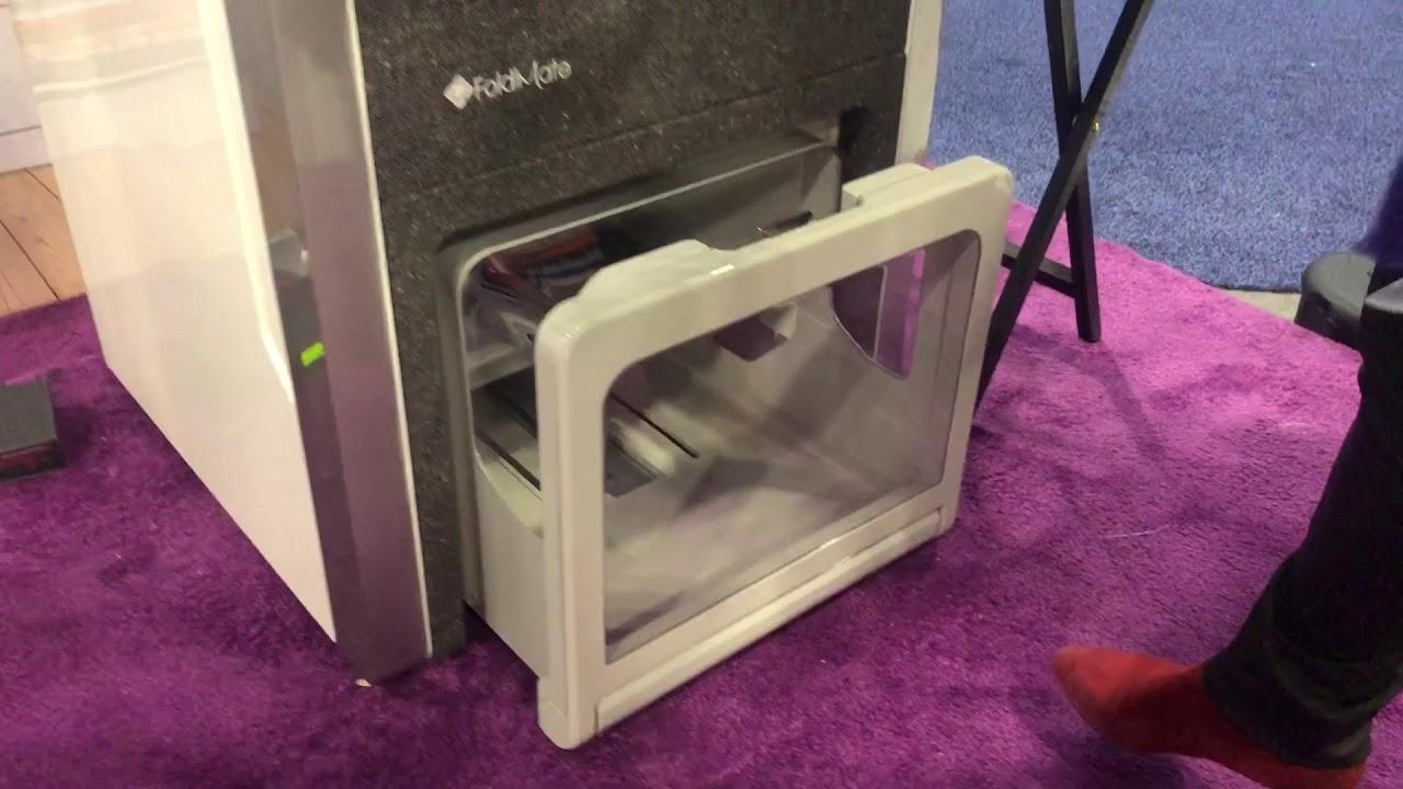 machine plier le linge foldi mate youtube