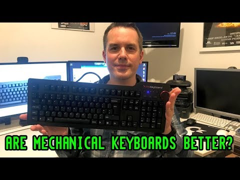 Are Mechanical Keyboards Better? - Das Keyboard 4 Review