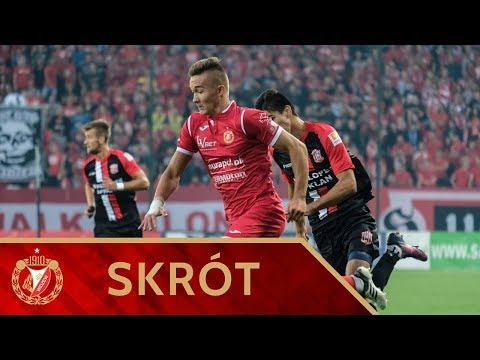 Skrót meczu Widzew Łódź - Resovia 2:1