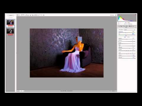 как выставить баланс белого при съемке видео