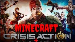 MINECRAFT - CRISIS ACTION // Cara & Syarat Publikasi..
