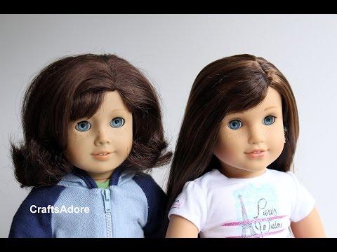 American Girl Doll Opening Lindsey Bergman GOTY 2001 ~HD PLEASE WATCH IN HD~