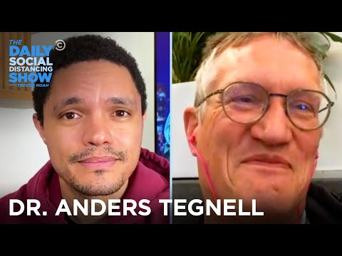 Dr. Anders Tegnell