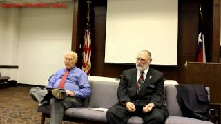 Lubbock Liberty Workshop With Arnold Loewy & Donald May