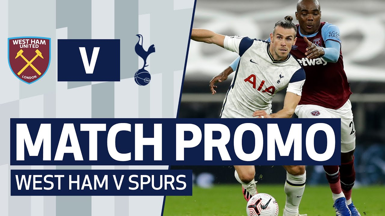 MATCH PROMO | WEST HAM V SPURS | Premier League