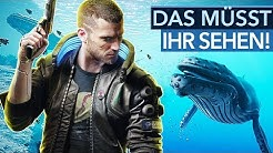 Neue Spiele, Sci-Fi-Action & Cyberpunk-2077-Gameplay, das oft übersehen wurde - Trailer-Rotation