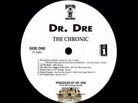 Dr. Dre & Snoop Dogg - Nothin' But A ''G''...