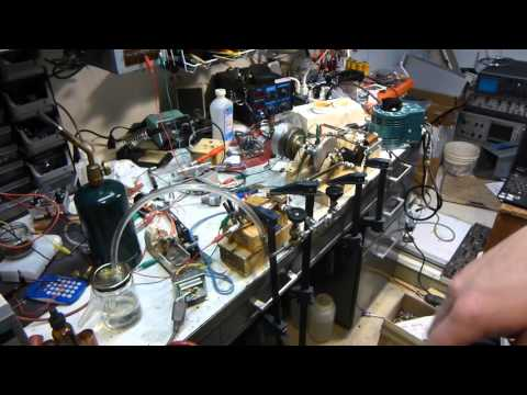 Part 6 Internal Combustion Engine First Run and Starting