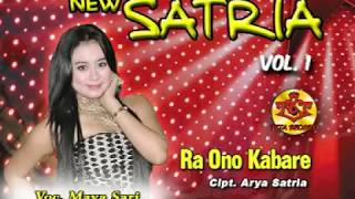 Ra Ono Kabare-Dangdut Koplo-New Satria-Mayasari
