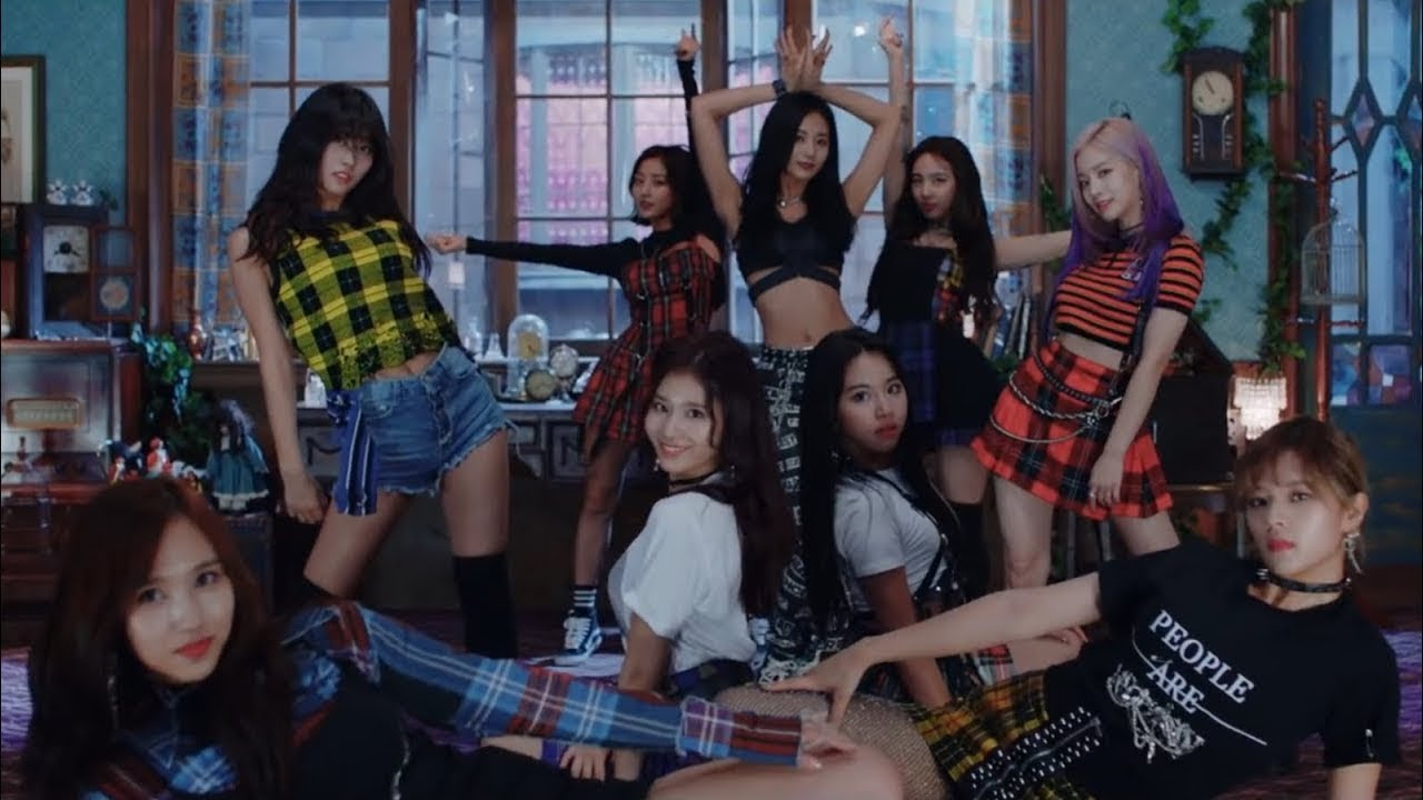 TWICE「YES or YES -Japanese ver.-」Audio Video