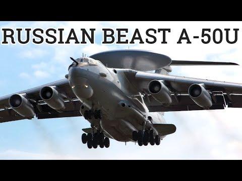 FLYING RADAR: Russia