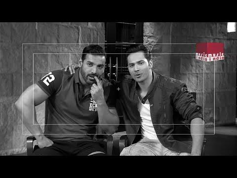 John Abraham & Varun Dhawan Share Brotherly Love