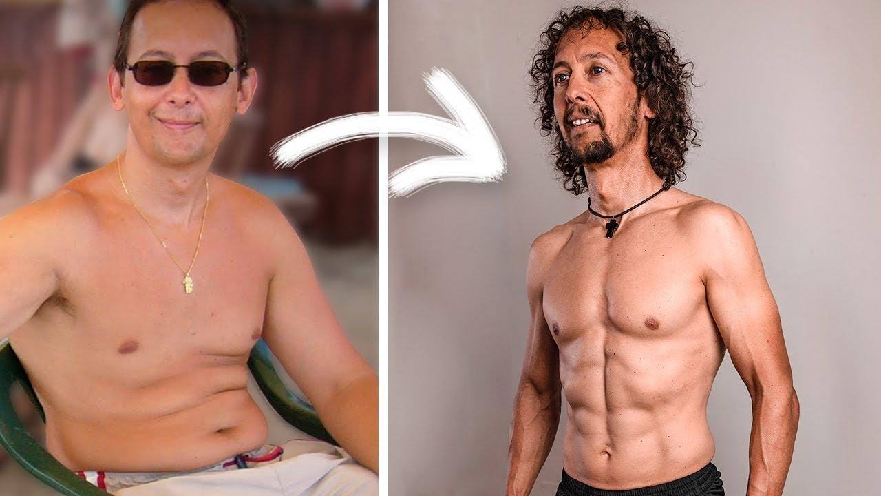 ejercicios para hombres de 40 años
