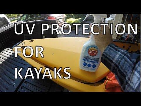 UV Protection for Kayaks - Aerospace 303