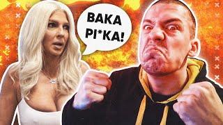JELENA KARLEUŠA ME OPET PROZIVA - VI STE DECA DEBILI!!!