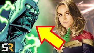 This Could Be Captain Marvel