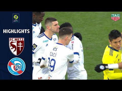 Metz Strasbourg Goals And Highlights