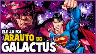SUPERMAN, ARAUTO DO GALACTUS: HISTÓRIA COMPLETA