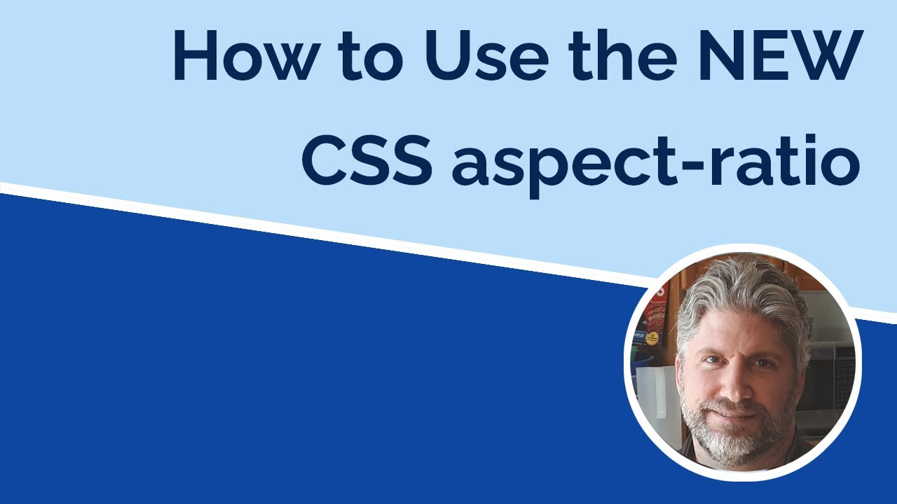 The NEW CSS aspect ratio property
