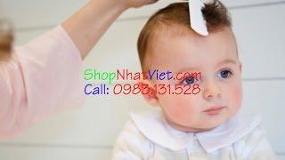 Mua tông đơ cắt tóc tốt nhất cho bé ở đâu Hà Nội ?