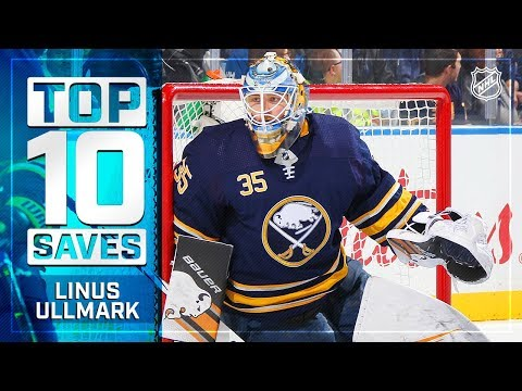 Top 10 Linus Ullmark saves from 2018-19