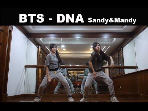 BTS (방탄소년단) DNA Dance Cover by Sandy&Mandy