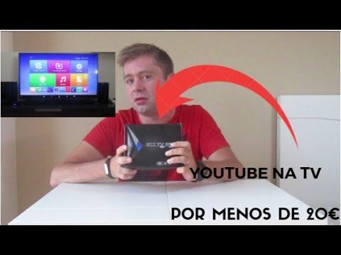 NET NA TV POR 20€ BOX ANDROID