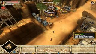 Rise And Fall Civilizations At War - Cleopatra Campaign - Mission 1 - Invasion Of Egypt