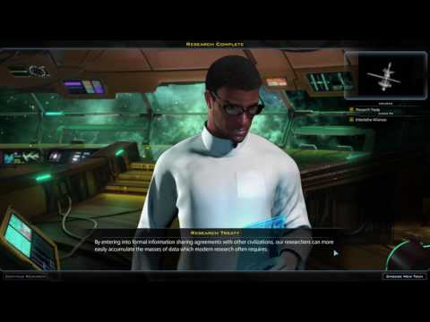 Galactic Civilizations III Part 2 - Diplomacy starts, and wars rage