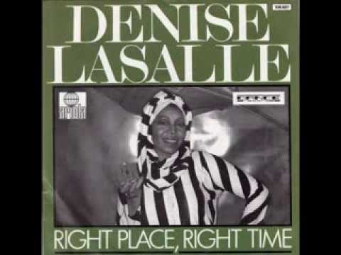 Denise Lasalle & Latimore - Right Place Right Time  (Stereo 1984)
