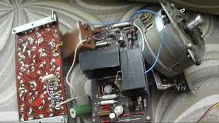 Проигрыватель музыки из бобинного магнитофона Соната- 304 Как сделать