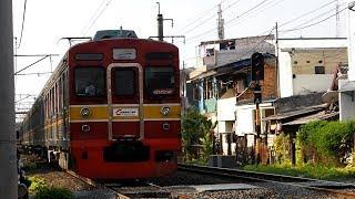 2018/05/10 【ジャカルタ】 東急 8500系 8604F トゥベト ~ チャワン