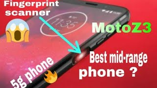 Moto official india Oreo update | Moto Z3  Best mid-range phone 2018🔥🔥