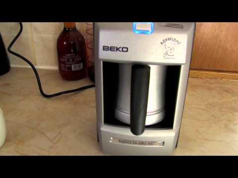 Greek coffee maker-   (beko bkk 2113 M)