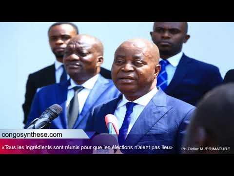 RDC: «Tous les ingrédients sont réunis pour que les élections n'aient pas lieu»