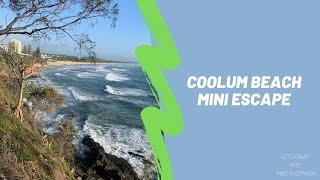 Coolum Beach weekend escape
