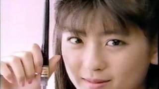 1989〜1990年頃 アイドル時代の中山忍さん、かわいい。
