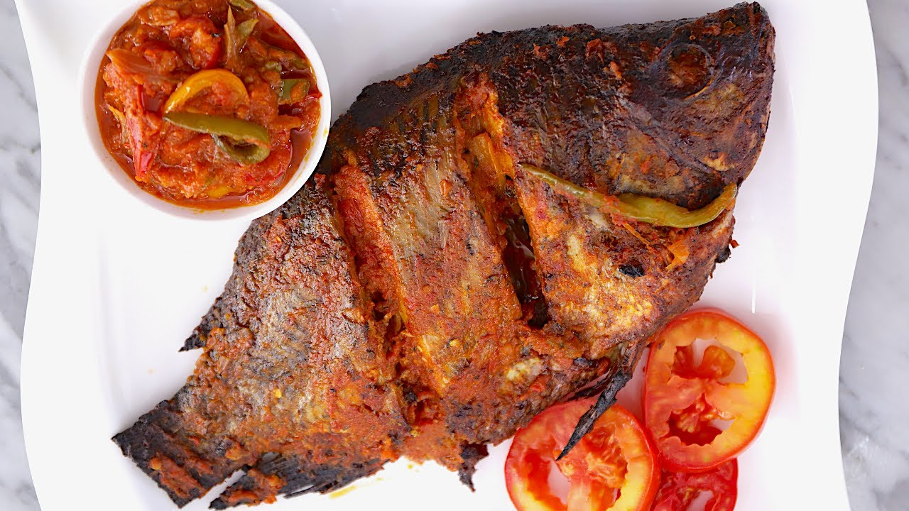 Download HOW I MAKE OVEN GRILLED TILAPIA FISH - DELICIOUS & FAIL- PROOF RECIPE - ZEELICIOUS FOODS