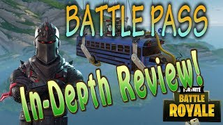 Is the Battle Pass Worth It?? In-Depth Review Leads to Brilliant Idea! | Fortnite Battle Pass Tips