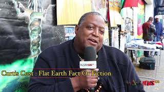 """Curtis Cost BluePill And Sankofa Flat Earth Conversation """" Fact Or Fiction"""""""