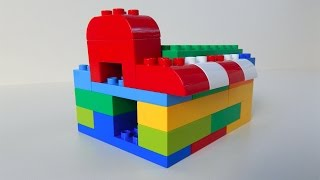 Строим магазин Лего - детский конструктор Lego - Развивающие игрушки для детей(В видео строим магазин Лего из детского конструктора Lego. Домик магазинчик с прозрачным окном, прочными..., 2015-11-11T20:17:52.000Z)
