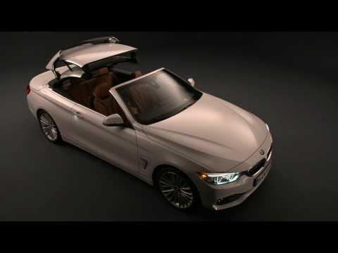 2014 BMW 4-series Convertible - external footage