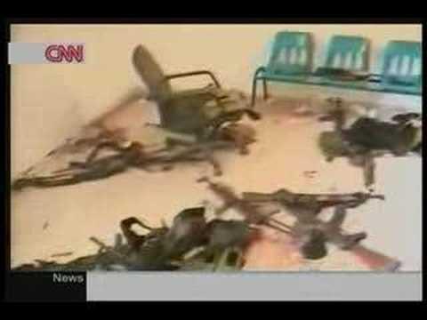 Hamas in Control of Gaza