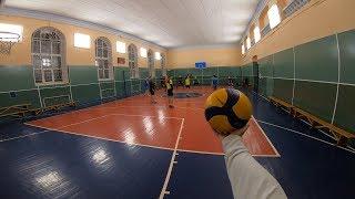 Волейбол от первого лица | Highlights | VOLLEYBALL FIRST PERSON | BEST MOMENTS | 31 episode | POV