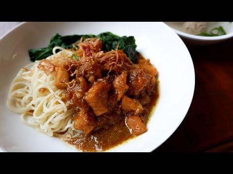 resep-mie-ayam-spaghetti-||-la-fonte-||-ide-masakan-rumahan