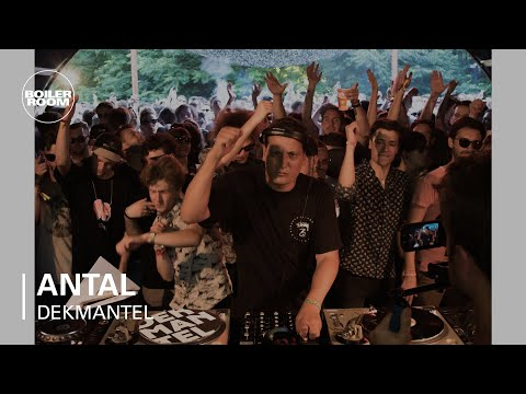 Antal Boiler Room x Dekmantel Festival DJ Set