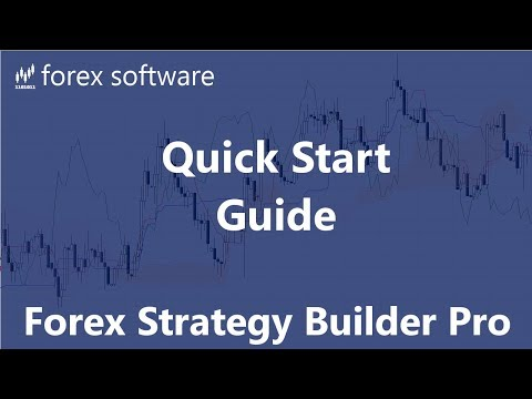 Quick Start Guide - Forex Strategy Builder Professional