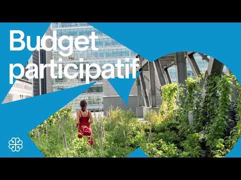 Budget participatif de Montréal