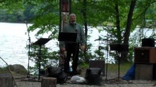 Wayne Monbleau Worship in the Woods 2011 The Inner Court #3